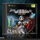 Star Wars Battlefront 2 (Clone Wars) Box Art Cover