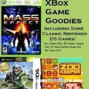 XBox Game Goodies Box Art Cover
