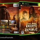 Knights of the Old Republic Box Art Cover