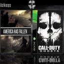 Call of Duty: Ghosts Box Art Cover