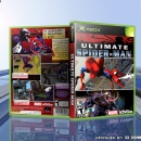 Ultimate Spider-Man Box Art Cover