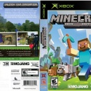 Minecraft XBOX Edition Box Art Cover