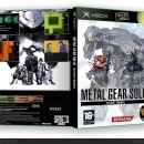 Metal Gear Solid: Ghost Babel Box Art Cover