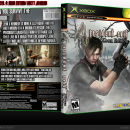 Resident Evil 4: Xbox Edition Box Art Cover