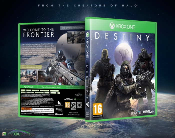 Book Cover Drawing Xbox One ~ Destiny cover art pixshark images galleries
