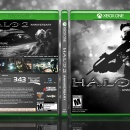 Halo 2 Anniversary Box Art Cover