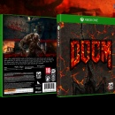 DOOM 4 Box Art Cover