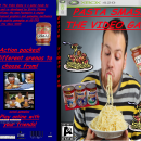 Pasta Smash The Video Game Box Art Cover