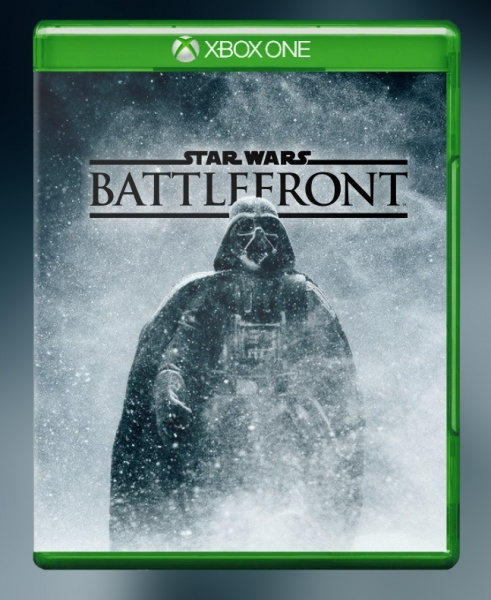 star wars battlefront iii xbox one box art cover by bulbsy. Black Bedroom Furniture Sets. Home Design Ideas