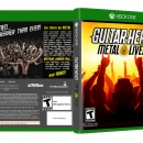 Guitar Hero: Metal Lives Box Art Cover