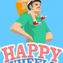 Happy Wheels Box Art Cover