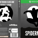 Spiderman Box Art Cover