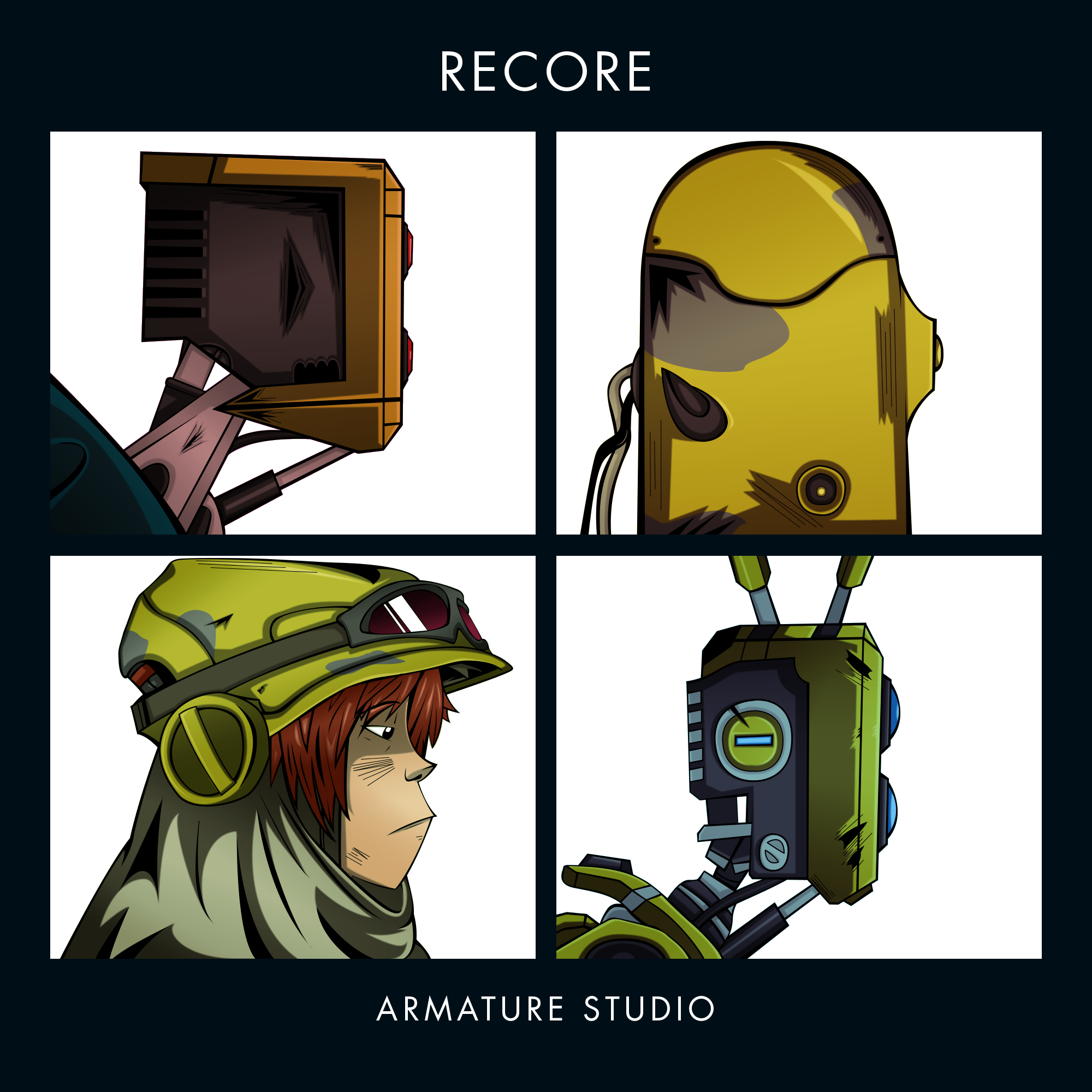 ReCore box cover