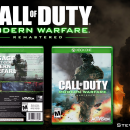 Call of Duty: Modern Warfare Remastered Box Art Cover