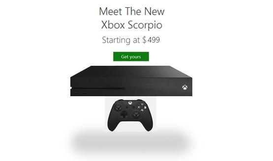 Xbox scorpio xbox one box art cover by deadpool101