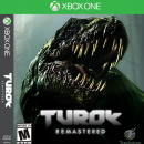 Turok Remastered Box Art Cover