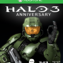 Halo 3 Anniversary Box Art Cover