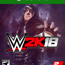 WWE 2K18 Box Art Cover