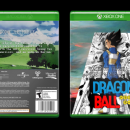 Tale of Vegeta, the Prince - Dragon Ball Box Art Cover