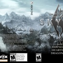 The Elder Scrolls V: Skyrim Box Art Cover