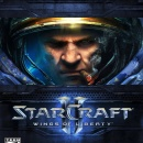 Starcraft 2: Wings of Liberty - Xbox One Box Art Cover