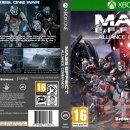 Mass Effect: Alliance Commando Box Art Cover