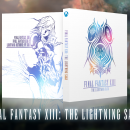 Final Fantasy XIII: The Lightning Saga Box Art Cover