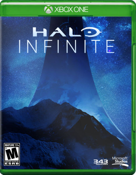 Halo Infinite box cover