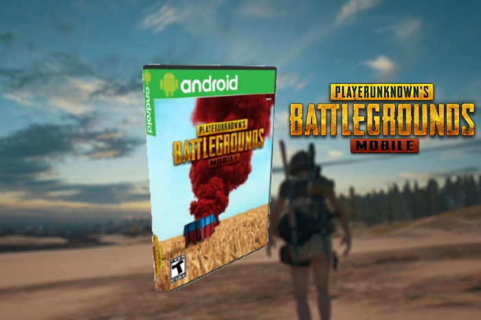 PUBG Mobile box art cover