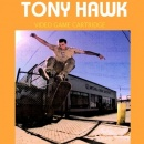 Tony Hawk Box Art Cover
