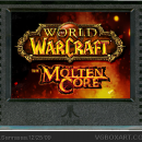 World of Warcraft - The Molten Core Box Art Cover