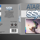 EA SPORTS SSX Box Art Cover