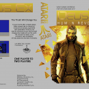 Deus Ex Human Revolution Box Art Cover