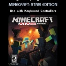 MINECRAFT Atari Edition Box Art Cover
