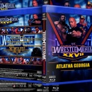 Wrestlemania 27 Blu Ray Cover Box Art Cover