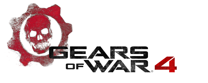 Gears of war 4 logo voltagebd Choice Image