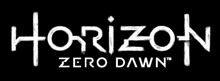 Horizon Zero Dawn Box Art: Horizon Zero Dawn Logo