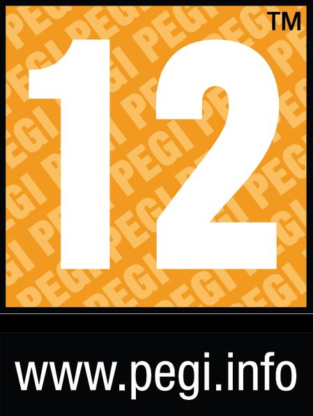 Pegi 12 Logo