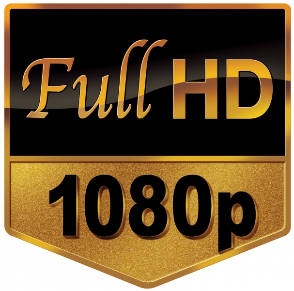 Full HD 1080P Logo