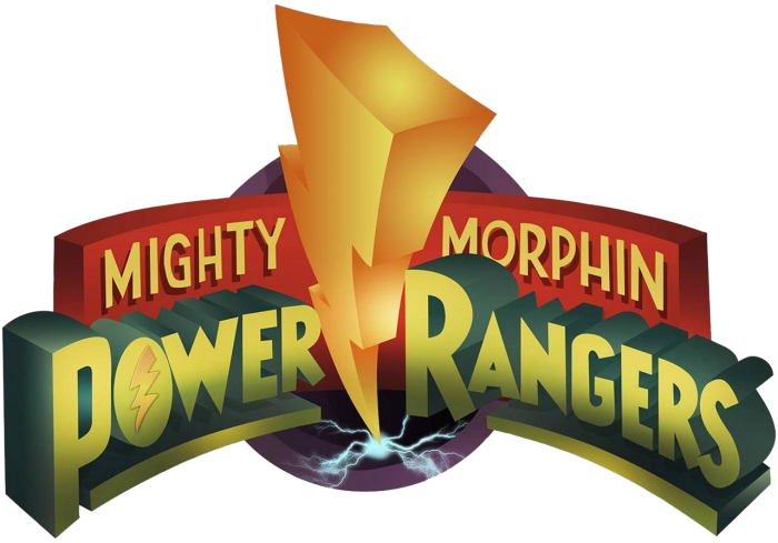 Mighty Morphin Power Rangers Fighting Edition Logo