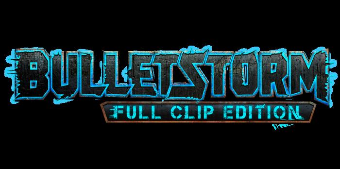 Bulletstorm: Full Clip Edition logo