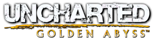 Uncharted: Golden Abyss logo Uncharted 3 Logo Png