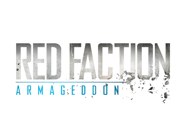 Logo » Red Faction: Armageddon