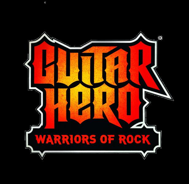 guitar hero warriors of rock logo