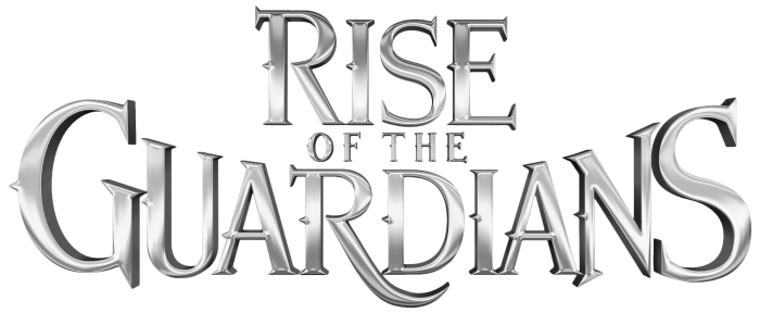 Logo 187 rise of the guardians