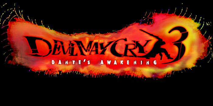 devil may cry 3 logo