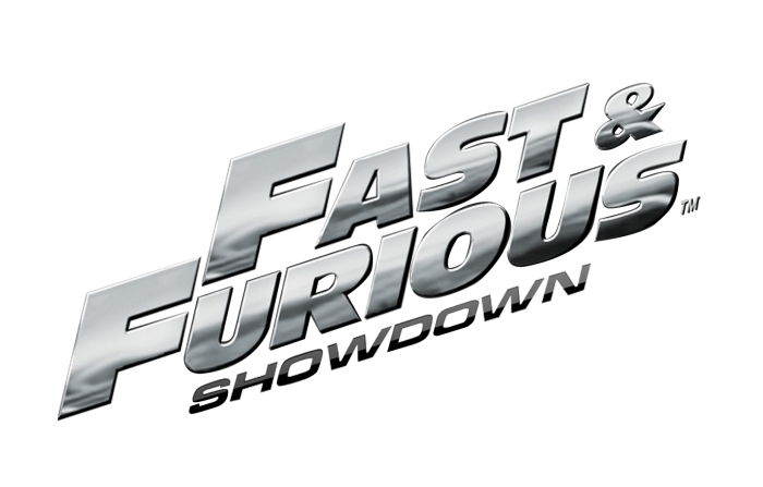fast furious showdown logo rh vgboxart com  fast and furious logo font