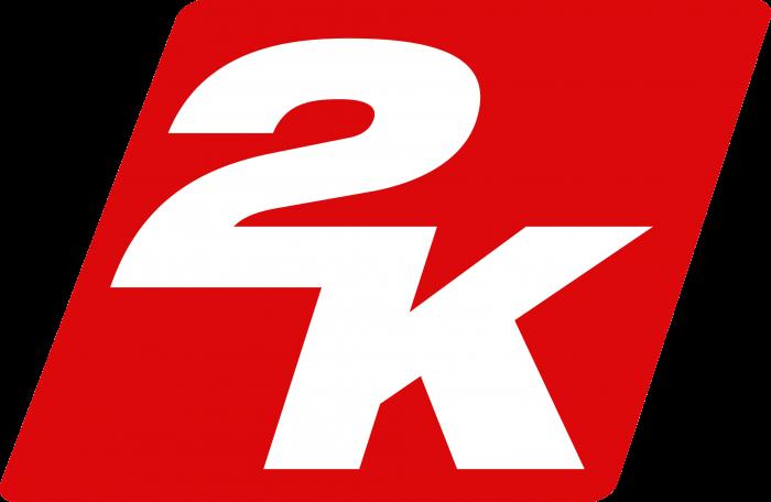 Xbox 360 Logo Png White 2K logo