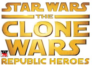 star wars the clone wars republic heroes logo