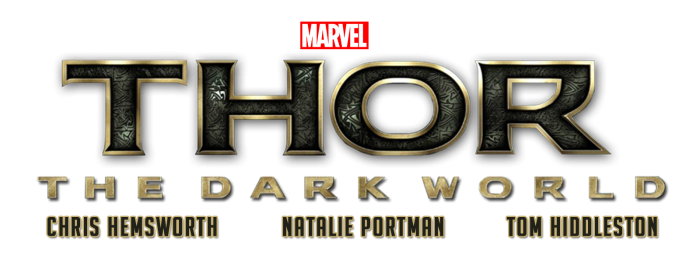 Thor: The Dark World logo